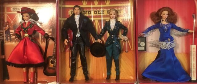 Mattel Grand Ole Opry Barbie And Kenny For Sale Online Ebay