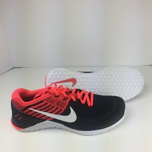 7c1d603c3de9 Nike Men s SZ 12 Metcon DSX Flyknit Shoes 852930 009 Black White ...