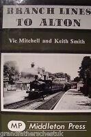 VIC MITCHELL KEITH SMITH RAILWAY BOOK TRAIN LINE BRANCH LINES ALTON MIDDLETON