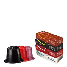 100 Nespresso compatible Pods Espresso capsules ONLY .27/pod FREE SHIPPING