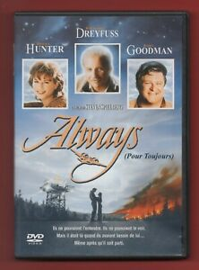 DVD-Always-Con-Hooly-Hunter-Richard-Dreyfuss-E-John-Goodman