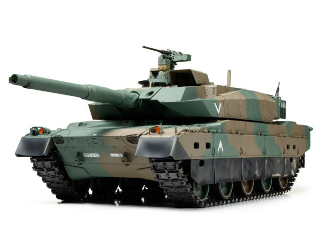 56037 Tamiya R/C 1/16  TYPE 10  Main Battle Tank  Japanese JGSDF F-O Model Kit