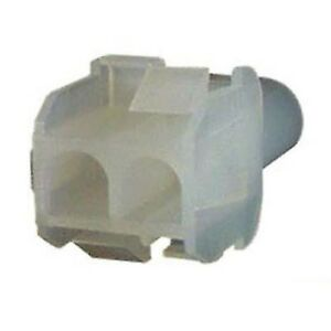 Durite - Connector Mate-N-Lock Female Housing 2 way Pk5 - 0-013-12