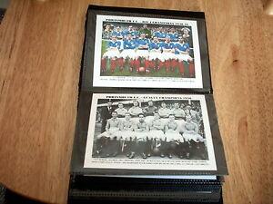 PORTSMOUTH-FOOTBALL-CLUB-Photo-Album-1930-039-s-40-039-s-50-039-s