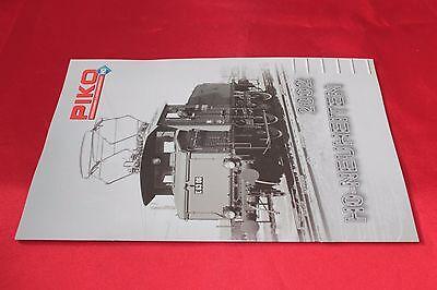 Acquista A Buon Mercato Catalogo Modellismo Ferroviario Piko Modelbahn H0-neuheiten 2002 Gli Ordini Sono Benvenuti