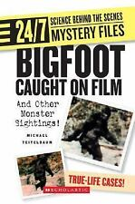 Bigfoot Caught on Film: And Other Monster Sightings! (247: Science Behind the Sc
