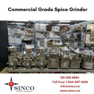 Buy Reasonable And Reliable Commercial Grade Spice And Meat Grinder Canada Preview