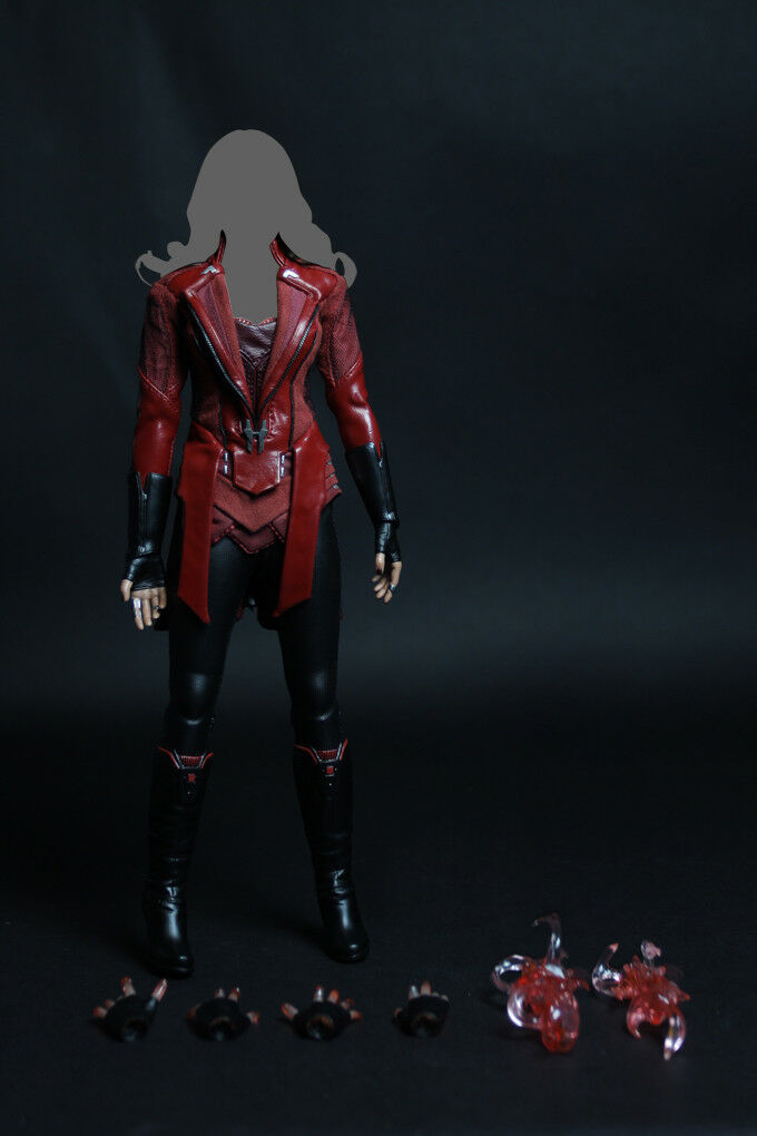 In-Stock CGL TOYS 1//6 Scale  Custom Kit For Scarlet Witch For 12in Action Figure