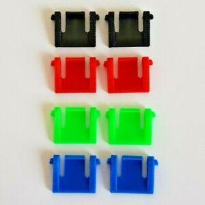 Corsair-K55-di-ricambio-sostituzione-Tilt-Gamba-Supporto-Piede-Piedi-Set-RGB-Rosso-Verde-Blu