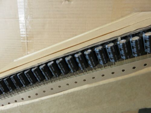 LOT OF 20 NEW Panasonic Aluminium Electrolytic Capacitor 1500uF 16V EEUFR1C152XB