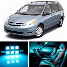 21x LED ICE Blue Light Interior Package Kit for Toyota Sienna 2004- 2010