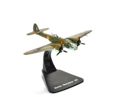Martin Maryland 167 1:144 Bombers Atlas WW2 AIRCRAFT MODEL PLANE B116