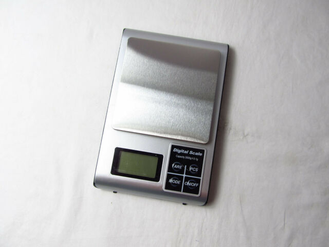 3000g X 0.1g Digital Pocket Scale Jewelry Weight Electronic Balance Gram