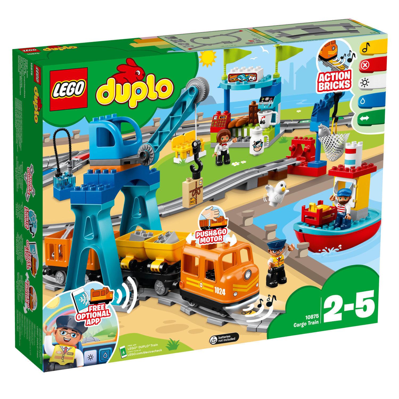 LEGO® DUPLO® - 10875 Güterzug ++ NEU & OVP ++