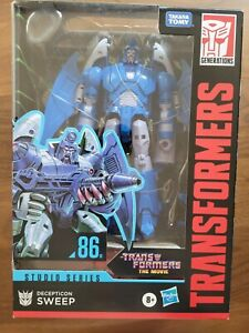 Transformers Studio Series 86 Vooyager Class Decepticon Sweep MISB