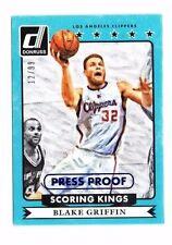 Blake Griffin 2014-15 Donruss, Scoring Kings, Press-Proof, (Blue), /99 !!