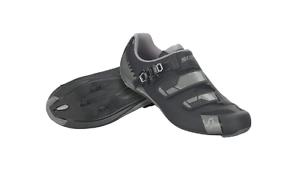 shoes SCOTT ROAD PRO color black MATT-grey taglia 42