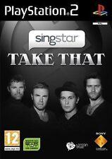SingStar Take That (Sony PlayStation 2, 2009) - European Version