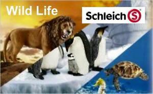 Schleich-Wild-Life-von-A-wie-Affe-bis-Z-wie-Zebra-Freie-Auswahl