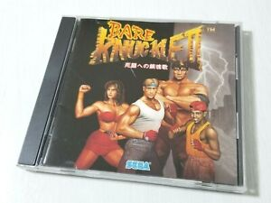 Sega PC Windows 98 XP BARE KNUCKLE II Streets of Rage 2 Japan 0314A26