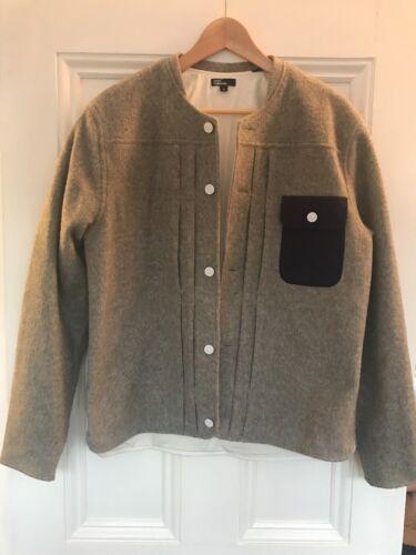 California Wool Jacket Sz Raro Medium Grigio esclusivo ed Levi's 7vqwRHq