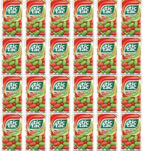 24x TIC TAC Apple Mix Flavor Candy 24 Pack 24x18gramm   eBay
