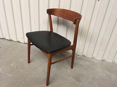 Spisebordsstol, Teak ryg, stel – dba.dk – Køb og Salg af Nyt