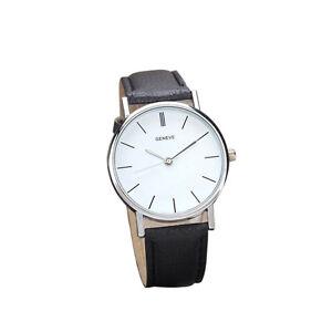 Neu-Damen-Retro-Design-Armbanduhren-Leder-Analog-Quartz-Mode-Uhren-Watch