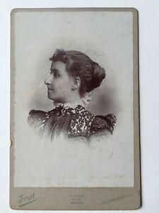 Large-Victorian-Carte-De-Visite-CDV-Cabinet-Photo-Frost-Loughborough-Lady