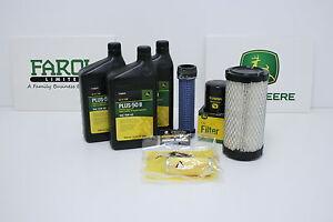 Genuine-John-Deere-Service-Filter-Kit-LG260-Gator-Lawnmower-X495-X595-X740-6x4