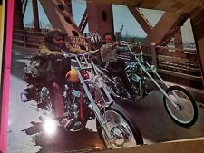 """Poster 24/"""" x 36/"""" Weston Choppers Motorcycle"""