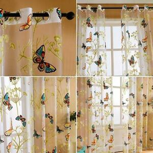 Image Is Loading Door Window Home Decor Voile Tulle Valance Scarf