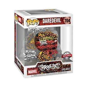 Daredevil-Street-Art-LTD-Exclusivo-De-Lujo-FUNKO-POP-MARVEL-COMICS-704-pedido-previo
