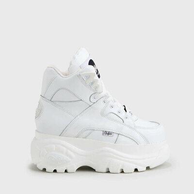 Gut erhalten Buffalo London Classic Boots Shoes Plateau