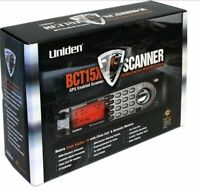 Uniden Bct15x Mobile Trunking Police Scanner Trunktracker Iii Gps Bearcat