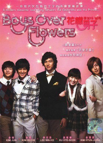 Boys Over Flowers Korean Drama DVD with Good English Subtitle