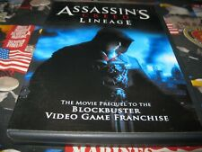 Assassins Creed Lineage Dvd 2011