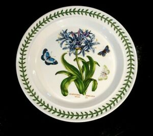 Beautiful-Portmeirion-Botanic-Garden-African-Lily-Dinner-Plate-As-New