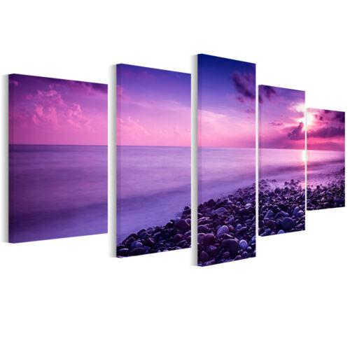 imágenes de muro para el dormitorio b5d144 Las imágenes del lienzo amanecer-foto imagen