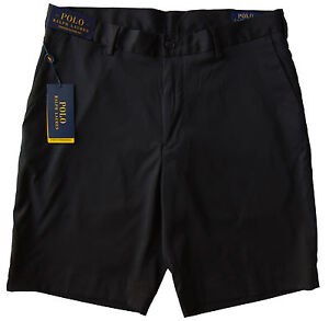 Men-039-s-POLO-RALPH-LAUREN-Black-Shorts-Stretch-Classic-Fit-30-NWT-NEW-Performance