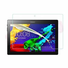 2 x FULL FRONT LCD CLEAR SCREEN PROTECTOR FOR LENOVO TAB 2 A10-70F 10.1 Inch