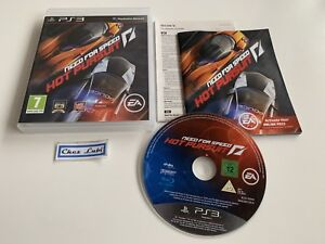 Need-For-Speed-Hot-Pursuit-Sony-PlayStation-PS3-PAL-FR-Avec-Notice