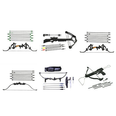 1//6 Composite Bow Arrows Set for 12-inch Action Figure Soldier Military Hot Toys