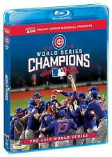 MLB World Series 2016 Film Blu-ray + DVD *NEU* Chicago Cubs vs Cleveland Indians