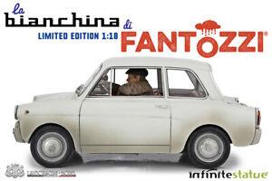 La statue de résine Fantozzi Bianchina Di Ugo Infinite