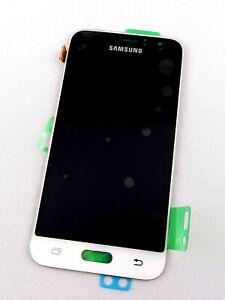 Original-Samsung-J1-2016-J120F-LCD-Display-Touch-Screen-Glas-Digitizer-Weiss-NEU