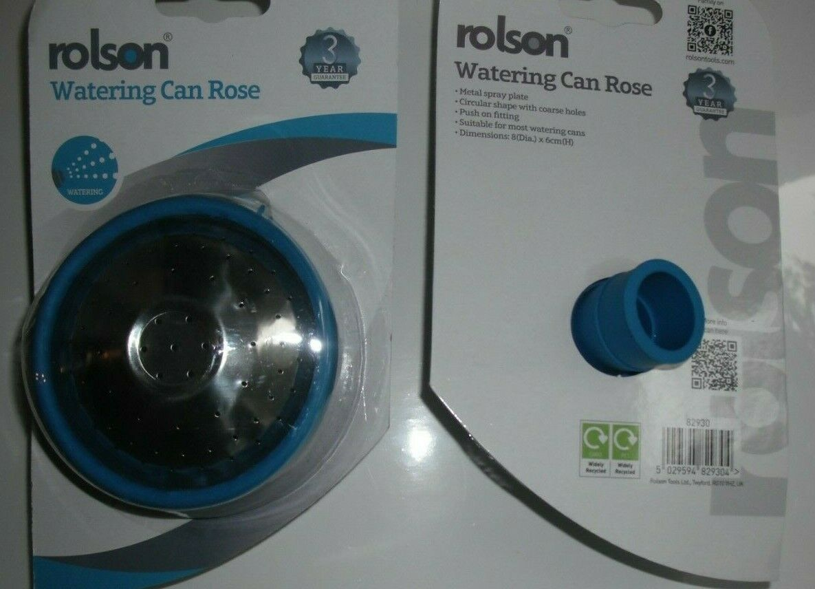20mm Garden Watering Can Weed Control Killer Spray Rose Fan Sprinkler Head