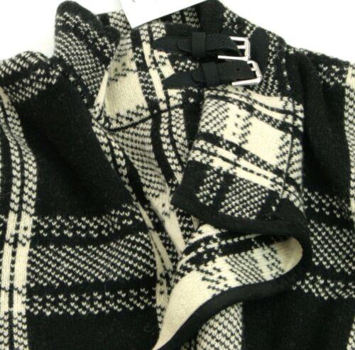 amp; Femmes Xl Noir Lauren Grand Taille Uk Cape Ralph Crème Catriona RxXB66