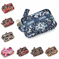 Fashion Women Lady Zipper Clutch Bag Coin Card Case Handbag Wallet Phone Purse