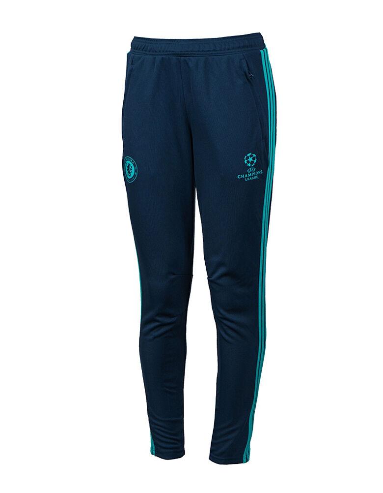 Adidas Chelsea FC EU Training Pants Long Pant S12115 Soccer Football